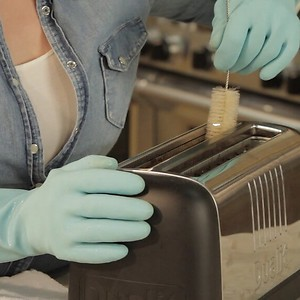 Как почистить тостер внутри? - практическая инструкция и советы
