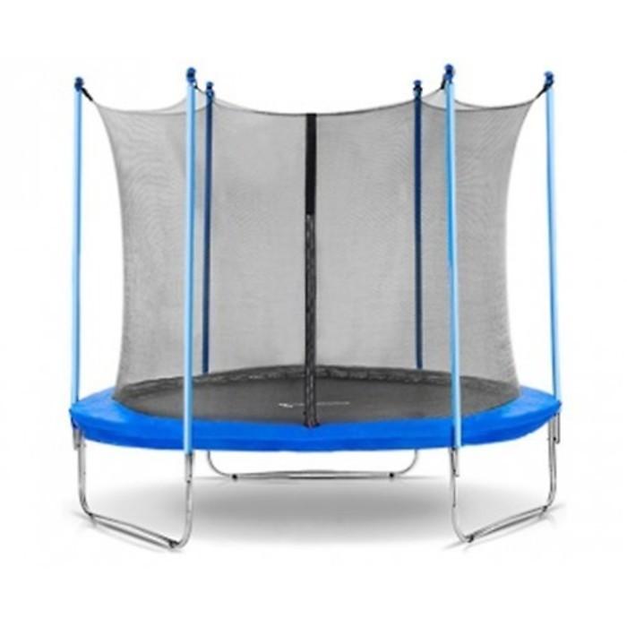 Батут Bebon Sports 8ft - 244 см (08342S2NL) с внутренней сеткой и лестницей