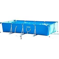 Бассейн INTEX Rectangular Frame Pool 28274 (450x220x84)
