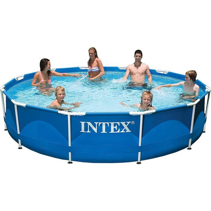 Бассейн INTEX Metal Frame 366х76 56994/28210