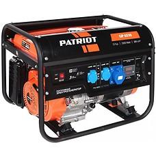 Бензиновый генератор Patriot GP 6510AE