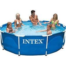 Бассейн INTEX Metal Frame 305х76 56997/28200