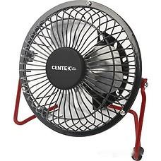 Вентилятор CENTEK CT-5040 (красный)