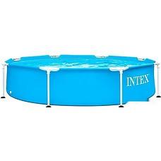 Бассейн INTEX Metal Frame 28205 (244x51)