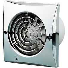 Вентилятор VENTS Квайт 125 (хром)