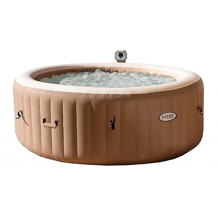 Бассейн INTEX Pure Spa Bubble Massage 28476 (196x71)