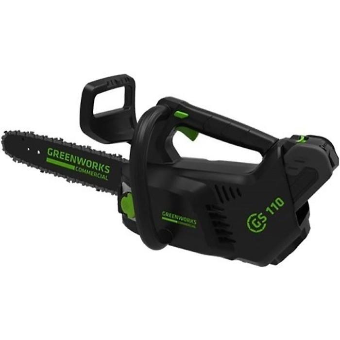 Аккумуляторная цепная пила Greenworks GD40TCS
