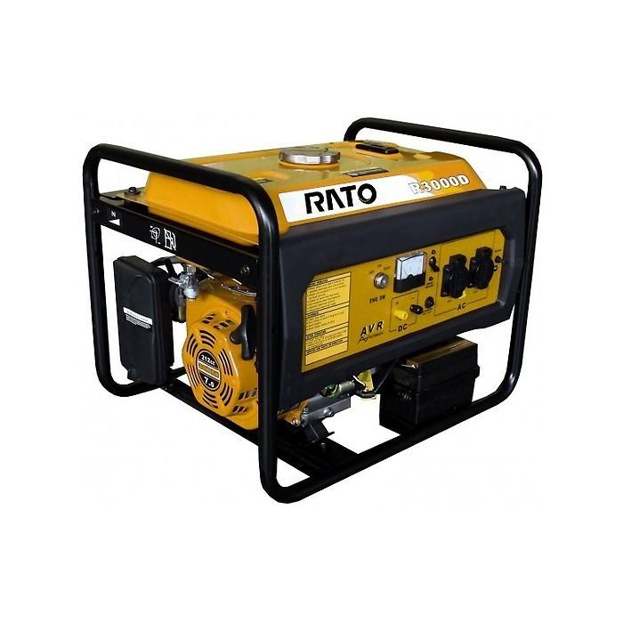 Генератор RATO R3000D