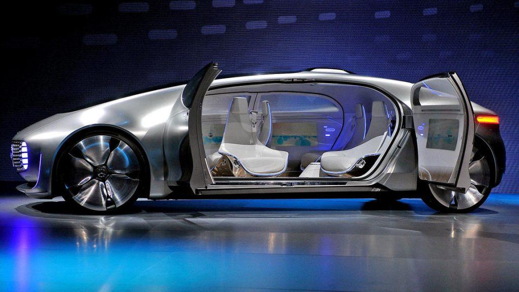 Современный электромобиль