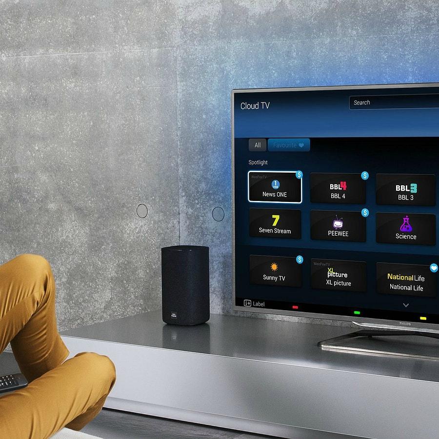 как настроить телевизор