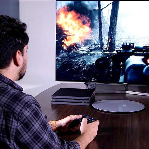 какой телевизор выбрать для игр